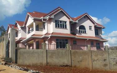4 bedroom townhouse for sale in Limuru Area