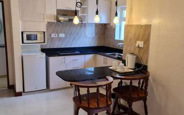 Furnished 1 bedroom apartment for rent in Rhapta Road