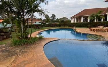 Furnished 4 bedroom house for rent in Kiambu Road