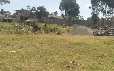 0.113 ac residential land for sale in Ngong