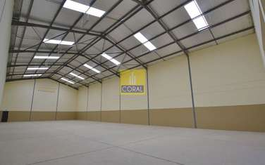 Warehouse for rent in Athi River Area