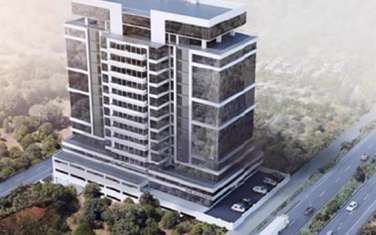 201 m² office for rent in Waiyaki Way