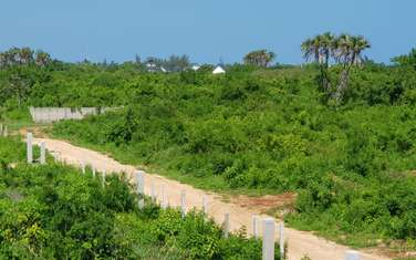 400 m² residential land for sale in Diani