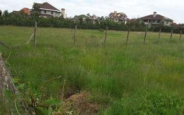 2024 m² residential land for sale in Karen