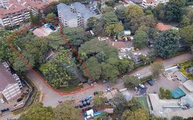 residential land for sale in Kileleshwa
