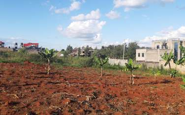 0.54 ha residential land for sale in Ruiru