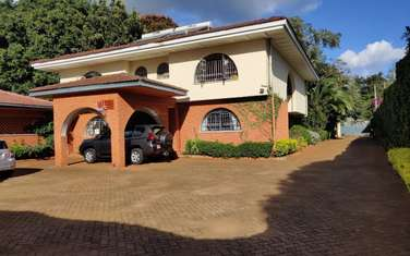 5 bedroom house for rent in Gigiri