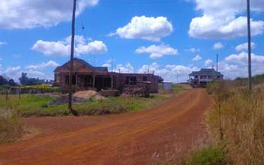 1000 m² land for sale in Thika