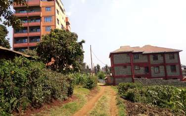 1012 m² commercial land for sale in Kikuyu Town