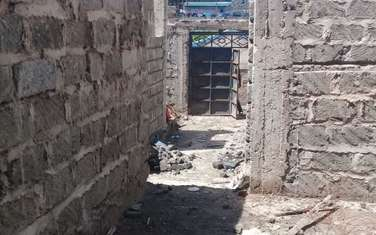 Commercial land for sale in Kahawa West
