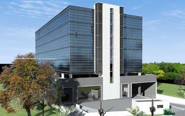 3165 ft² office for rent in Parklands