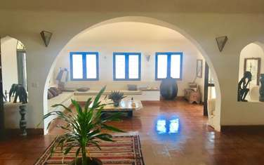 Furnished 4 bedroom house for rent in Malindi Town