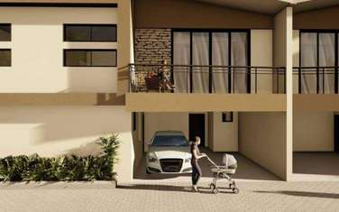 4 bedroom townhouse for sale in Syokimau