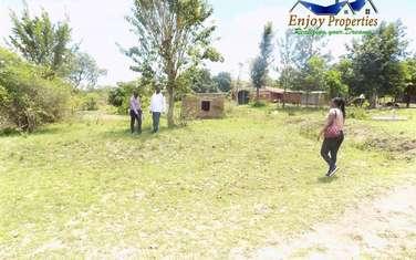 500m² land for sale in Maragwa