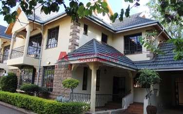 5 bedroom townhouse for rent in Kileleshwa