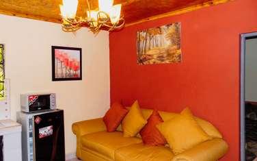Furnished 30 m² bedsitter for rent in Kyuna