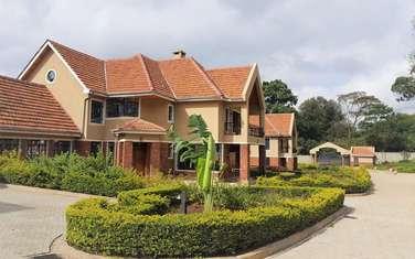 Furnished 4 bedroom house for rent in Karen