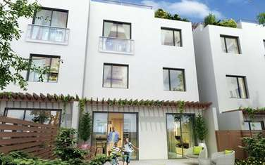 4 bedroom townhouse for rent in Thika Road