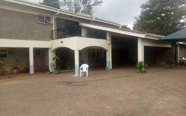 Furnished 4 bedroom house for rent in Gigiri