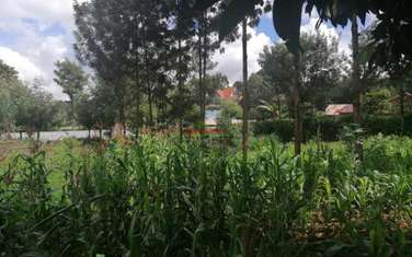 0.1 ha land for sale in Kikuyu Town