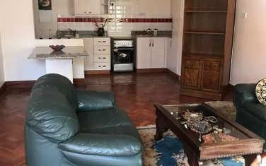 Furnished 1 bedroom house for rent in Muthaiga Area