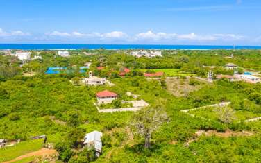 900 m² commercial land for sale in Ukunda