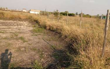 512 m² residential land for sale in Katani