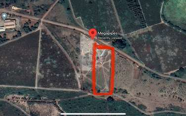 5 ac land for sale in Ruiru