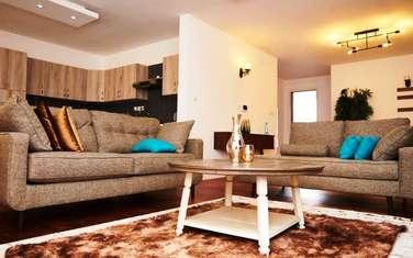 Furnished 2 bedroom apartment for rent in Dennis Pritt