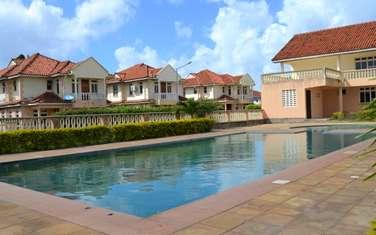 Furnished 4 bedroom villa for rent in Mtwapa