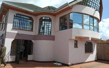 Furnished 5 bedroom house for rent in Ruiru