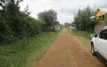 1214 m² commercial land for sale in Ruiru