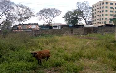Commercial land for sale in Nakuru Town East