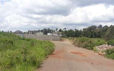 0.5 ac residential land for sale in Garden Estate