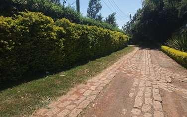 2024 m² residential land for sale in Kiambu Road