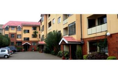 Furnished 2 bedroom apartment for rent in Parklands