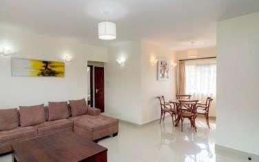 Furnished 2 bedroom apartment for rent in Parklands