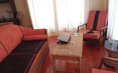 Furnished 2 bedroom house for rent in Karen