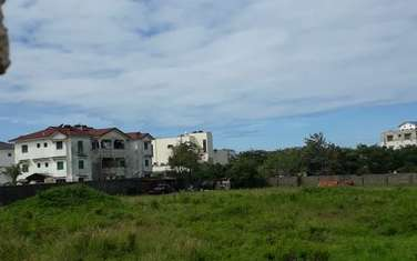 3035 m² residential land for sale in Nyali Area