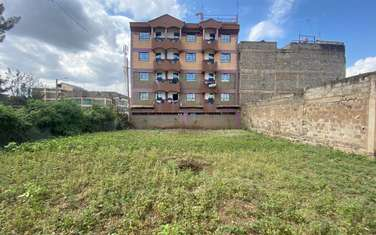 345 m² land for sale in Mwiki