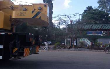 4047 m² commercial land for sale in Ngong Road