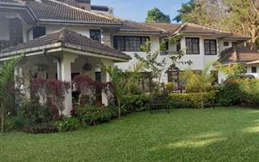 7 bedroom house for rent in Kileleshwa