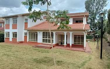 5 bedroom house for rent in North Muthaiga