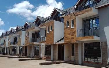 4 bedroom townhouse for sale in Kikuyu Town