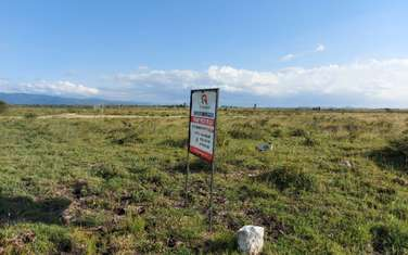 506 m² commercial land for sale in Kamulu