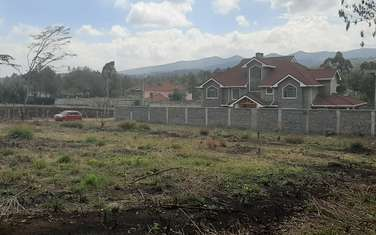 0.2 ha residential land for sale in Ngong