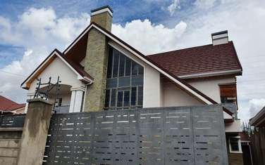 Furnished 4 bedroom villa for sale in Ruiru