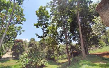 1.2 ac land for sale in Thigiri