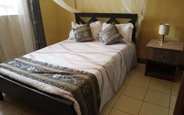 Furnished 2 bedroom house for rent in Nyari