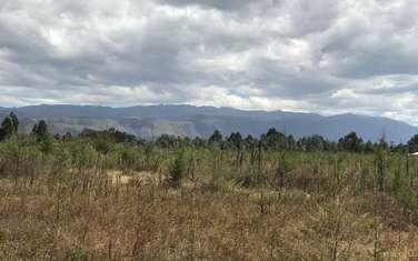 10 ac land for sale in Ol Kalou
